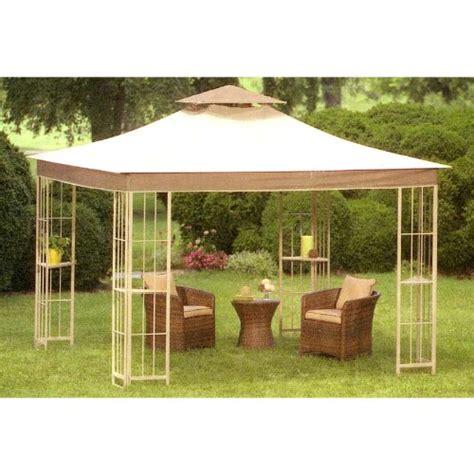 patio gazebo lowes replacement canopy for lowe s s j 109 gazebo gazebos