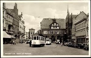Markt De Minden : ansichtskarte postkarte minden westfalen markt mit ~ Orissabook.com Haus und Dekorationen
