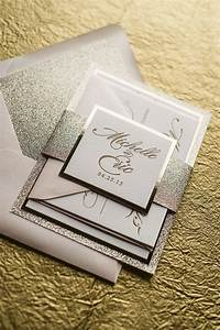 abigail suite fancy glitter package elegant wedding invi With fancy wedding invitations for cheap