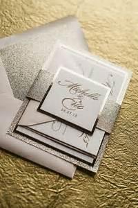 abigail suite fancy glitter package elegant wedding invi With fancy wedding invitations cheap