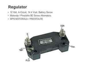 Omc Wiring Regulator by Voltage Regulator Deere Mercruiser Omc Thermo King