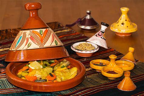 materiel cuisine maroc tajine de poulet aux citrons confits et légumes au four