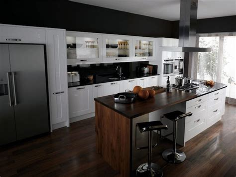 cuisine a l americaine 1001 idées cuisine américaine l 39 ouverture sans le mur