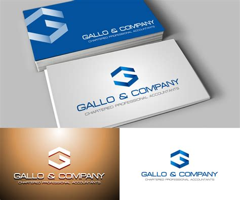 Professional, Serious, Accounting Logo Design For Gallo Business Card Design Illustrator File Free Download Letters Types Pdf Letter Date Placement Provide A Higher Level Of Order Letterhead Header Page 2 How Much To Charge