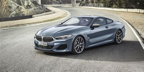 Bmw M850i Xdrive Finally Breaks Cover