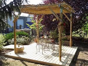 Gartenlauben Aus Holz : gartenlaube camille aus kastanienholz naturwaren online kaufen ~ Watch28wear.com Haus und Dekorationen