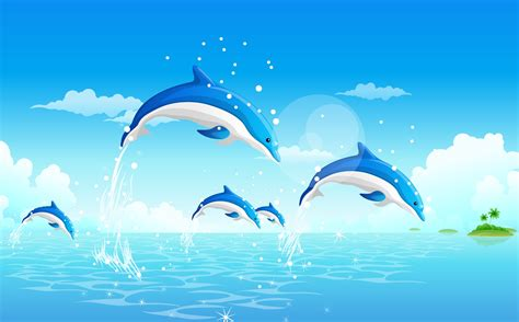 Dolphin Animated Wallpaper - animated dolphins hd wallpapers hd wallpapers