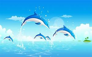 animated dolphin wallpaper hd desktop - 28 images ...