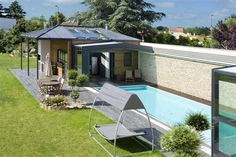 abri de piscine r 201 noval abri piscine et terrasse
