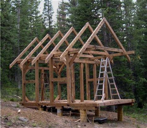 timber frame cabin timber frame cabin