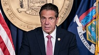 Andrew Cuomo Accused of Sexual Harassment by Former ...