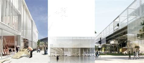 Architecture : Winners Of The Competition For The New Aarhus School Of