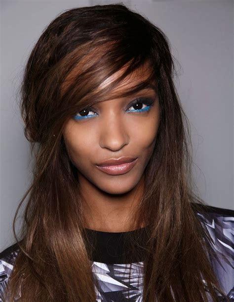 cheveux couleur chocolat coloration chocolat reflets chauds coloration chocolat les plus belles nuances pour s