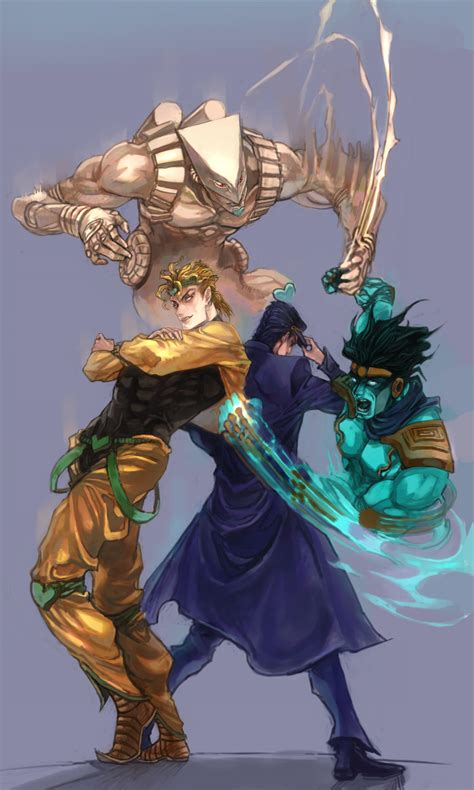 And to celebrate this special date, here's a. The World (Stand) - JoJo no Kimyou na Bouken - Zerochan ...