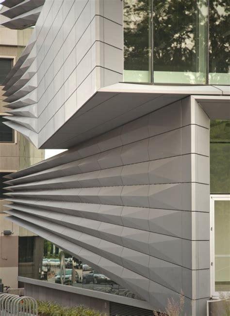 vmzinc composite facade panels panels  large dimensions