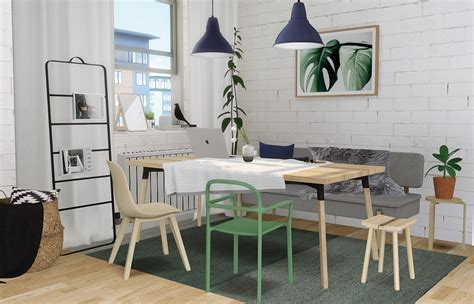 IKEA Ypperlig Dining by MXIMS   Liquid Sims