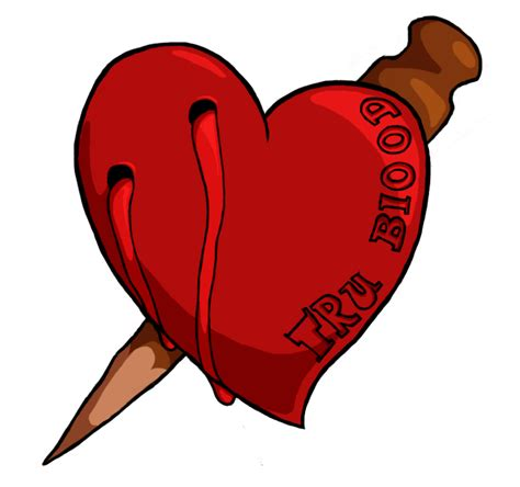 Image result for heart with stake