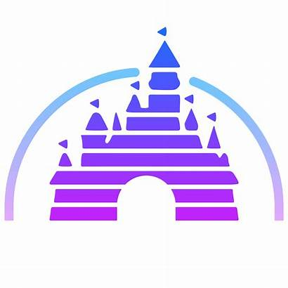Disney Disneyland Icon Castle Icons Walt Computer