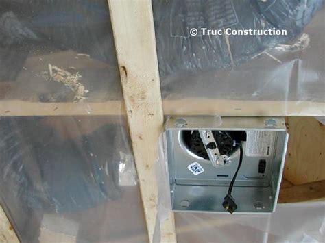 ventilateur mural salle de bain ventilateur de salle de bain