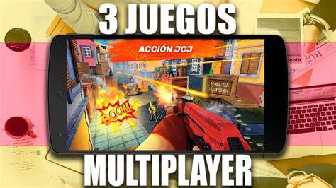 Juegos en los que, a parte del modo para un jugador, hay un modo de red. MEJORES JUEGOS MULTIJUGADOR Para Android - Tecno Apps Review