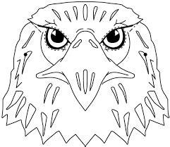 image result  eagle face template eagle face eagle