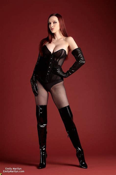 corset emily marilyn emily marilynstiletto boots