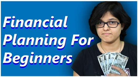 Financial Planning for Beginners | Personal Financial ...