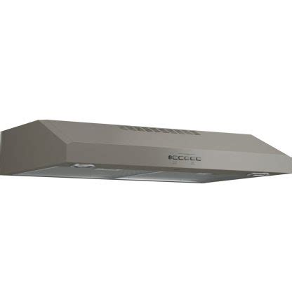 ge jvx   convertible  cabinet range hood  appliances