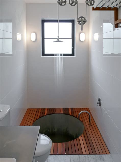 Tub In Shower - small bathtub designs made for ultimate relaxation