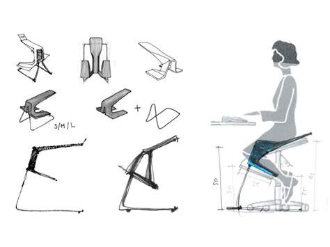Gesund Sitzen by W Chair For Healthy Sitting Core77