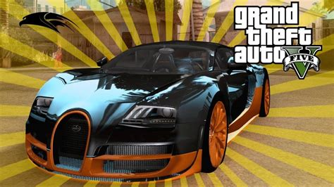 Check Out My New Bugatti! Xbox One Gta 5