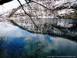 Winter visit to the Plitvice lakes