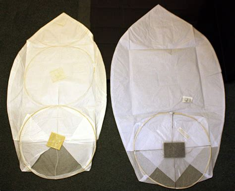 sky lanterns the difference between high and low quality