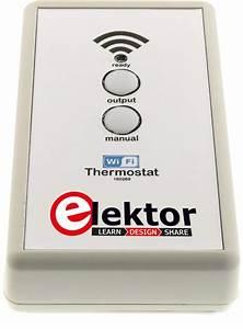 Wlan Thermostat Test : wlan thermostat elektor magazine ~ Watch28wear.com Haus und Dekorationen