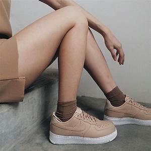 Trendy Sneakers 2017/ 2018 : Sneakers femme Nike Air Force 1 Low (©hanyaseah) FashioViral