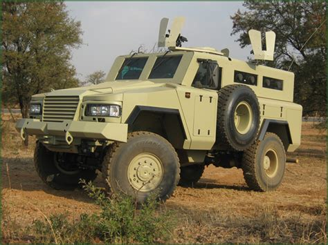 How Does The Nigerian Army's New Cs/vp3 Bigfoot Mrap Fare