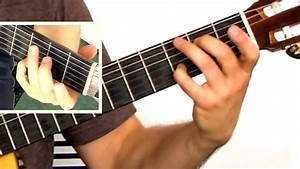 Guitar Chords Chart Images Spanish Guitar New Flamenco Guitar Chord Progression In Dm