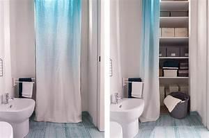 12 soluzioni con una tenda: cabina armadio lavanderia ripostiglio CASAfacile