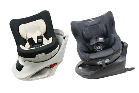 crash test siege auto 0 1 meilleurs sièges auto pivotants axiss fix dualfix