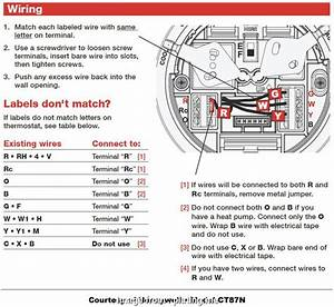 Single Stage Thermostat Wiring Diagram Nice Emerson Single