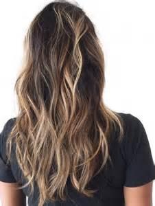 Highlights for Brunettes Hair Color