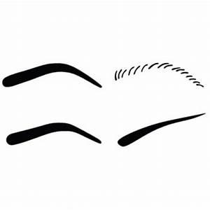 eyebrow templates printable - mistair eyebrow templates dennis williams from uk