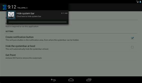 android hide bar hide system bar screen android apps on play