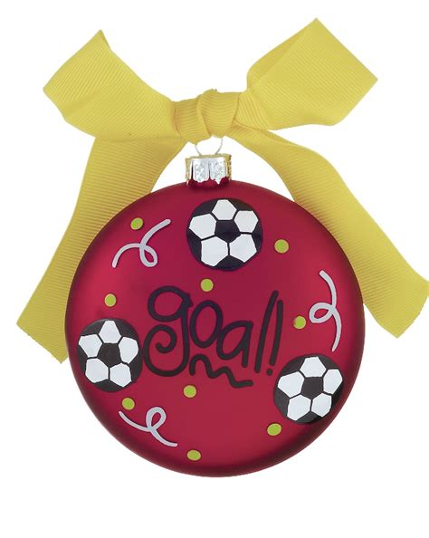soccer christmas ornament soccer christmasornaments com