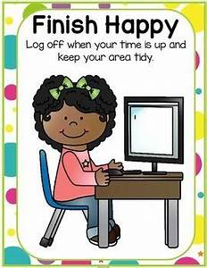 Computer Lab Rules {Freebie} | Baby! | Pinterest ...