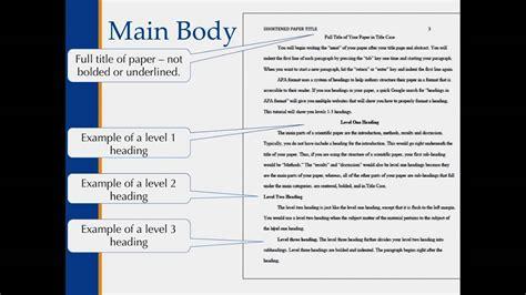 style main body   text citations youtube