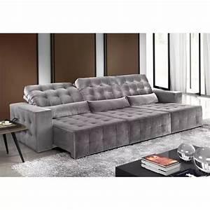 Sofa 2 60 M : sof retr til e reclin vel m 18 estofados martins r em mercado livre ~ Bigdaddyawards.com Haus und Dekorationen