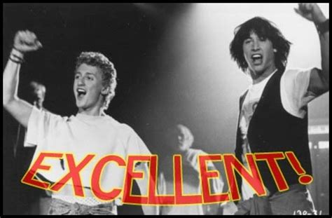 New Bill And Ted Movie?  Sick Chirpse