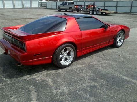 Slammed Trans Am by My 87 Trans Am Third Generation F Message Boards