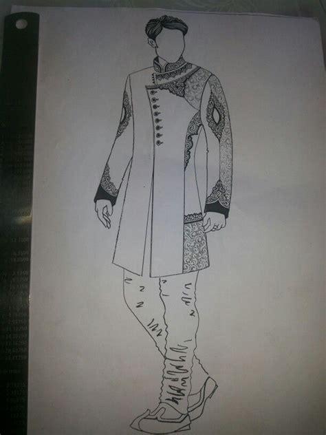 sketch mens fashion illustration fashion